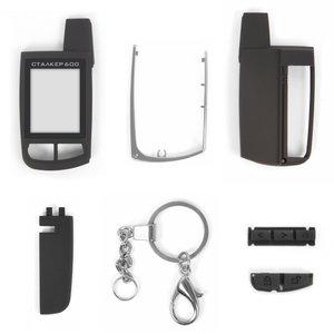 Корпус брелока для двухсторонней автосигнализации Stalker 600 Light 3