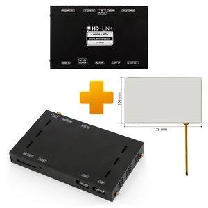 Навігаційно мультимедійний комплект для Audi MMI Touch на базі CS9500H