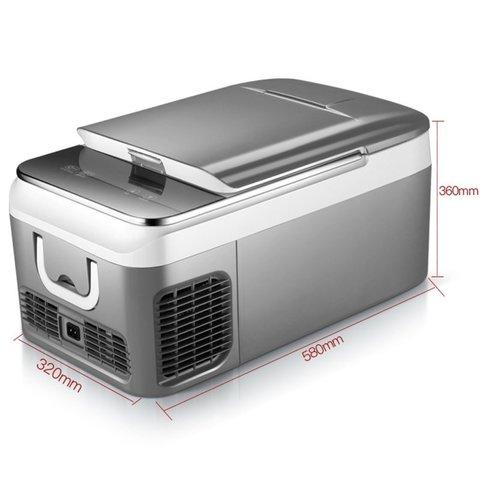 Автохолодильник компресорний Smartbuster BCD26 об'ємом 26 л