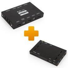 Navigation and Multimedia Kit for BMW Based on CS9500H - Short description