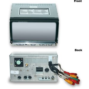 Entertainment system  for Honda Civic