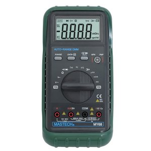 Digital Multimeter MASTECH MY68N