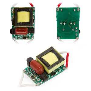 LED Lamp Driver with Dimmer 3 W 85V-265V 50/60 Hz with Galvanic Isolation