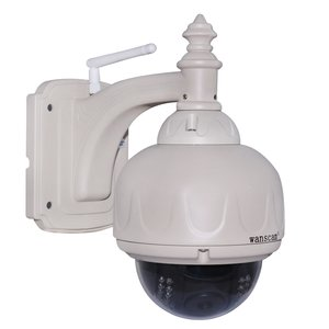 HW0038 Wireless IP Surveillance Camera (720p, 1 MP)