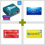Octoplus Box Samsung + LG + FRP Tool + Huawei Tool + Activación Unlimited para Sony Ericsson + Sony con juego de cables 5 en 1