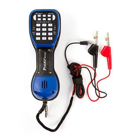 Телефонний тестер Pro'sKit MT 8100