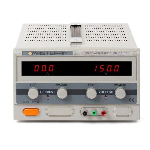 Лабораторний блок живлення Masteram MR15010E