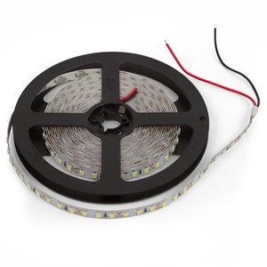 Світлодіодна стрічка SMD2835 (над'яскрава, монохромна, холодний білий, 120 світлодіодів/м, 5 м, IP20)