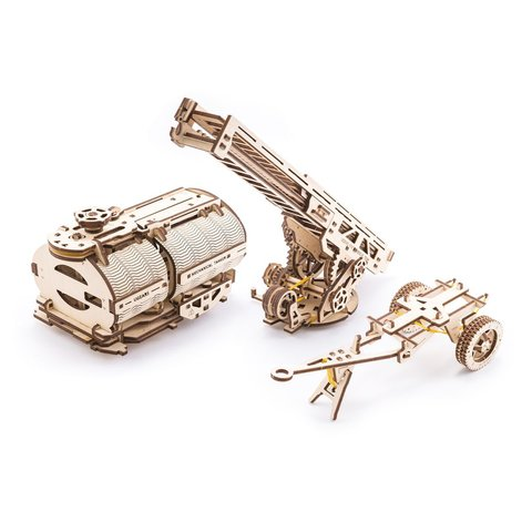 Mechanical 3D Puzzle UGEARS Additions for Truck UGM-11 - /*Photo|product*/
