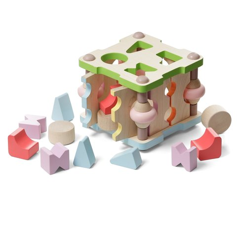 CUBIKA Shape Sorter LS-3 - /*Photo|product*/