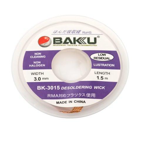 Desoldering Wick BK 3015