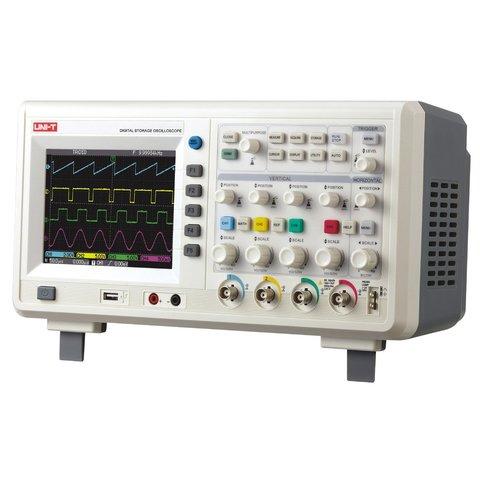 Osciloscopio digital UNI-T UTD4204C