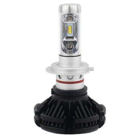 Car LED Headlamp Kit UP X3HL H7W 6000LM H7, 6000 lm, cold white